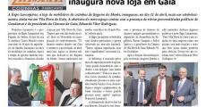 Notícia no Jornal Vivacidade
